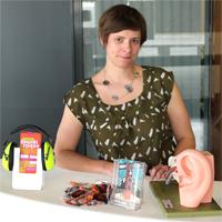 Fiche métier : coordinatrice pour la prévention des risques auditifs