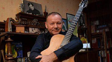 Christophe Lartilleux au service du film Django