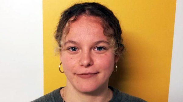 Éléonore Roux – Volontaire en service civique – Pôle 'Prévention'