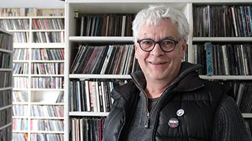 Adhérent : Radio Primitive – Eric Jonval