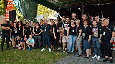 Adhérents : le festival Music'O'Parc