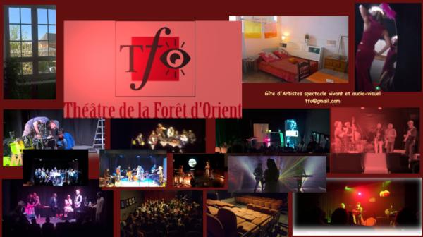 Adhérents : Théâtre de la Forêt d'Orient