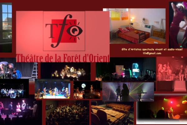 Adhérent : Théâtre de la Forêt d'Orient