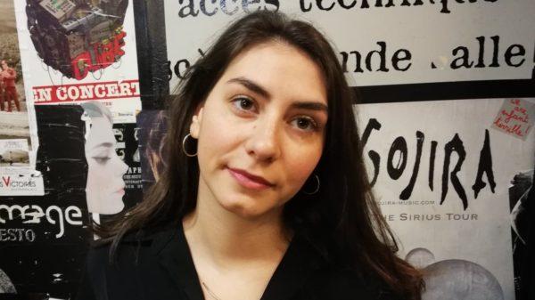 Fiche métier : Élodie Marchal  – Chargée de production – Accueil-artistes