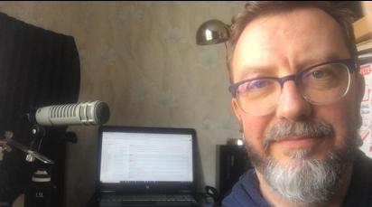 [Covid-19] James Jouffroy, directeur d'antenne de Radio Jeunes Reims