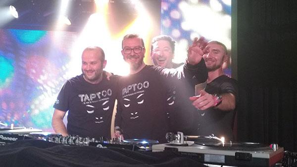 Adhérents : TapToo crew